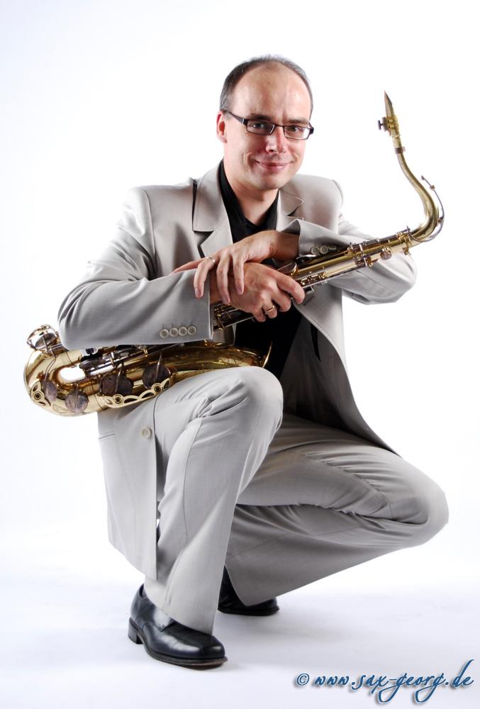 Saxofonist Georg Lehmann - Bild 02