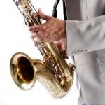 Saxofonist Georg Lehmann - Bild 03