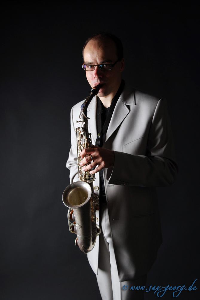 Saxofonist Georg Lehmann - Bild 05