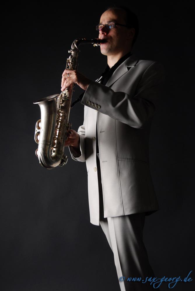 Saxofonist Georg Lehmann - Bild 06