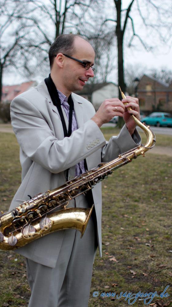 Saxofonist Georg Lehmann - Bild 14
